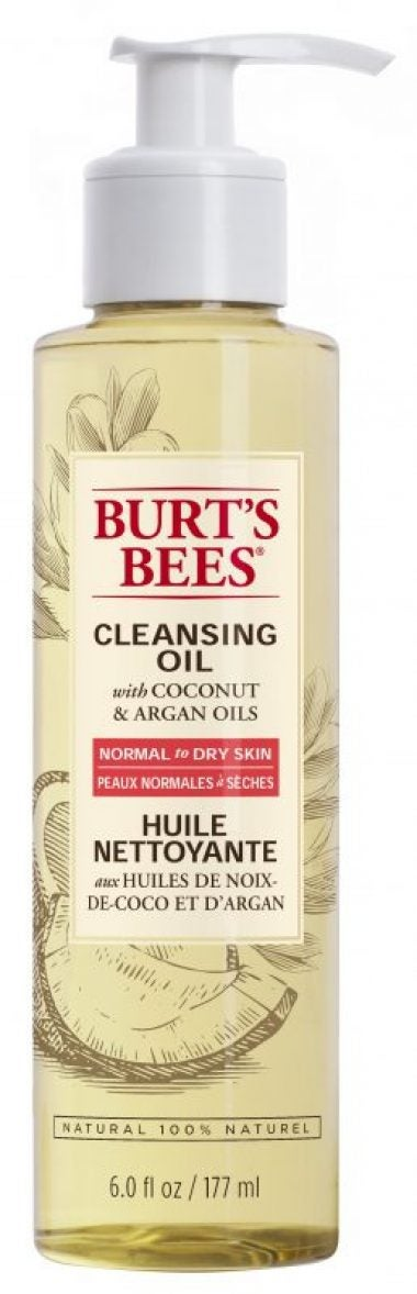 Facial Cleansing Oil with Coconut & Argan Oils