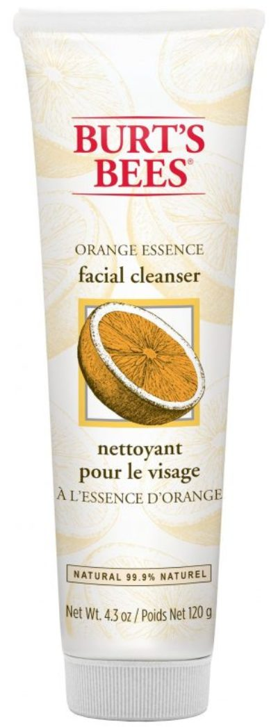Orange Essence Facial Cleanser