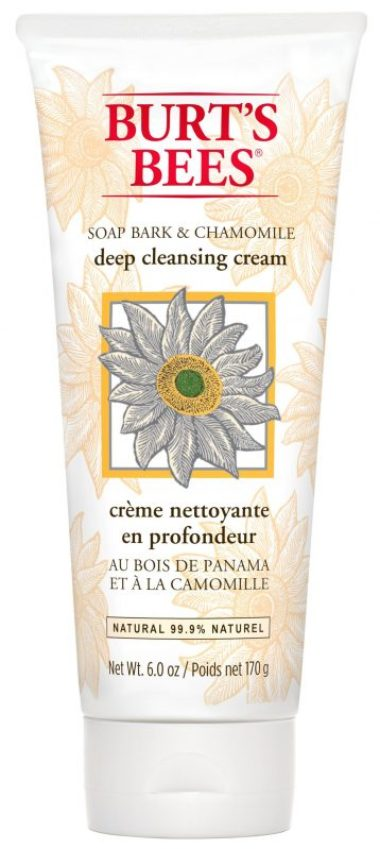 Soap Bark and Chamomile Deep Cleansing Cream