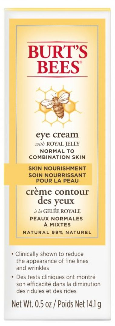 Crème contour des yeux de la gamme Soin nourrissant