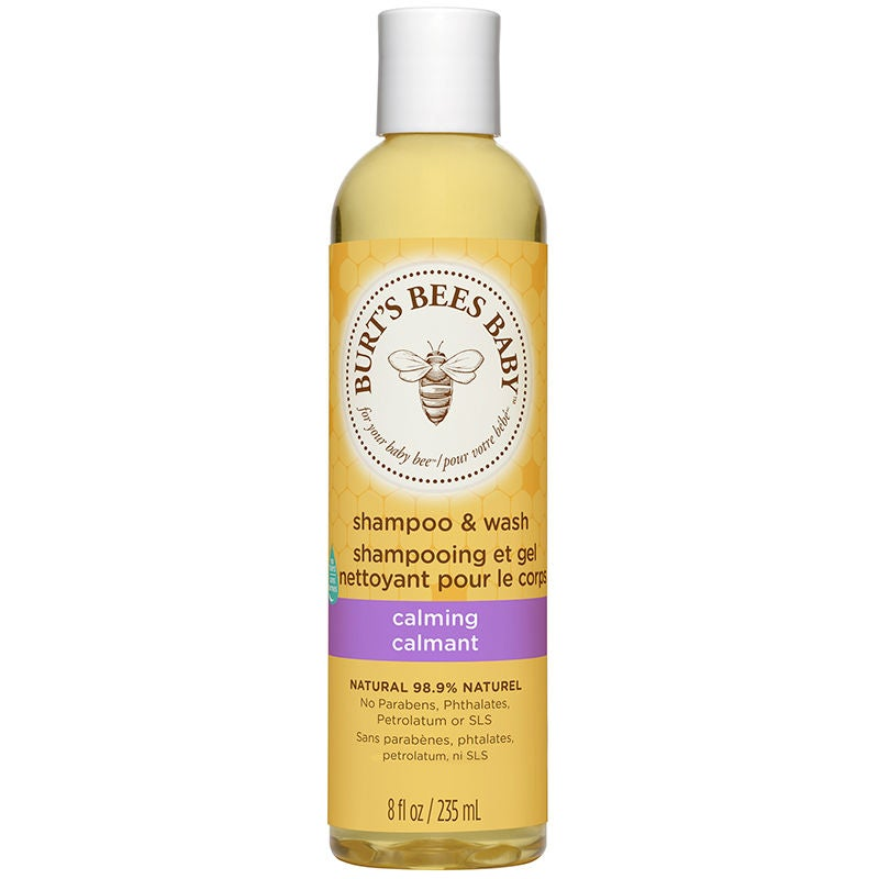 Calming Shampoo and Wash