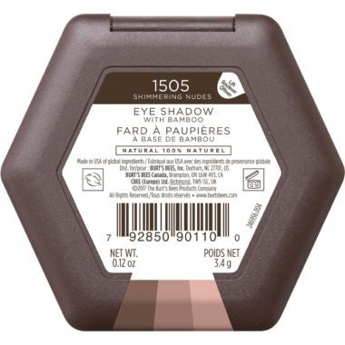 Eye Shadow Trio Shimmering Nudes - 1505