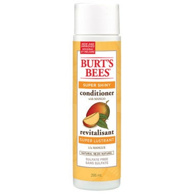 Revitalisant super lustrant – Parfum de mangue