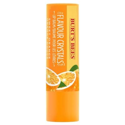 Baume pour les lèvres Flavour Crystals à l'orange douce