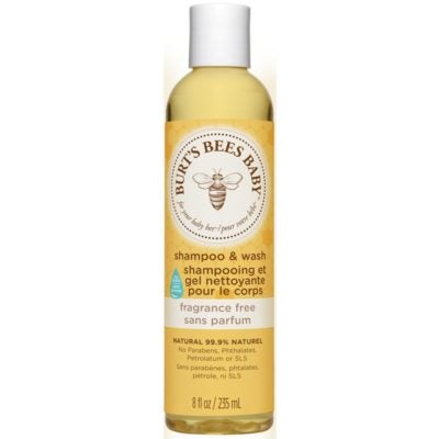 Fragrance Free Shampoo and Wash