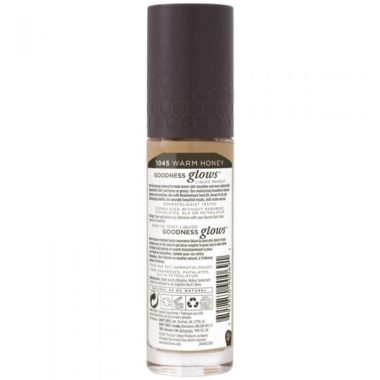 Fond de teint liquide Warm Honey - 1045