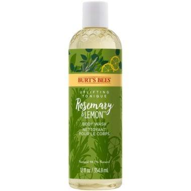 Rosemary & Lemon Body Wash