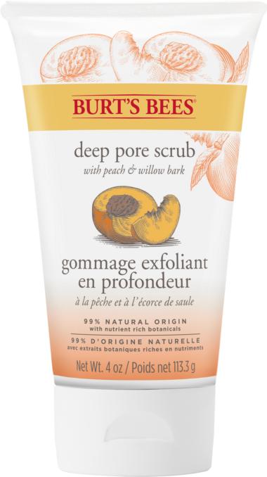 Peach and Willowbark Deep Pore Scrub