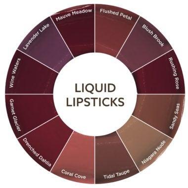 Glossy Liquid Lipstick Niagara Nude