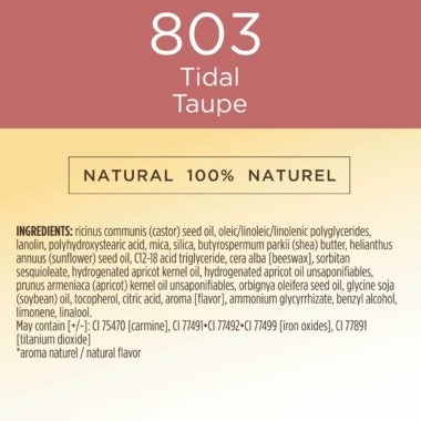 Glossy Liquid Lipstick Tidal Taupe