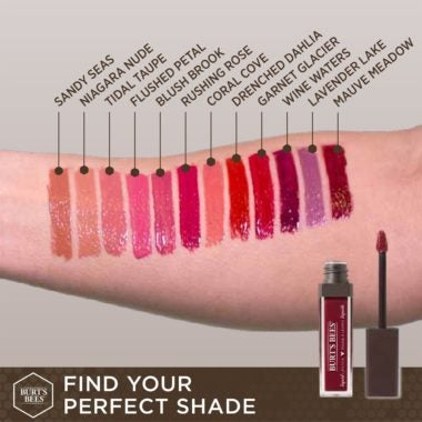 Glossy Liquid Lipstick Blush Brook