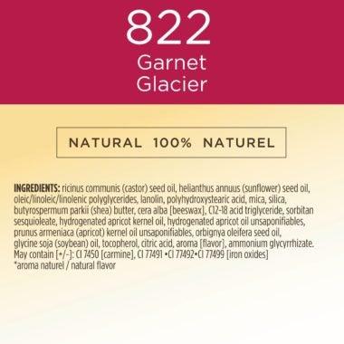 Glossy Liquid Lipstick Garnet Glacier