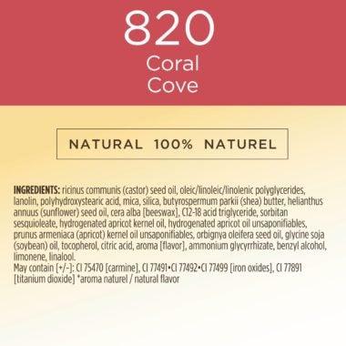 Glossy Liquid Lipstick Coral Cove