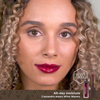 Glossy Liquid Lipstick Wine Waters