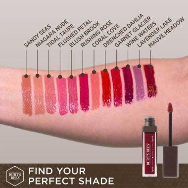 Glossy Liquid Lipstick Lavender Lake