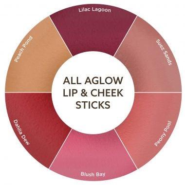 Lip & Cheek Stick Peony Pool