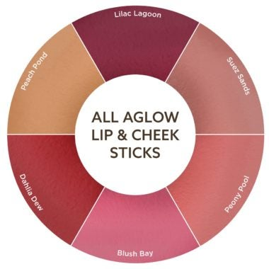 Lip & Cheek Stick Blush Bay