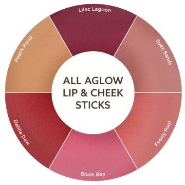 Lip & Cheek Stick Dahlia Dew