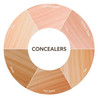 Concealer Tan