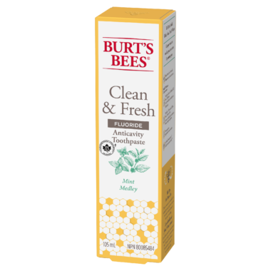 Clean & Fresh Mint Medley Toothpaste with Fluoride
