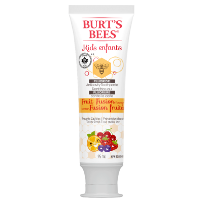 Kids Fruit Fusion Toothpaste With Fluoride