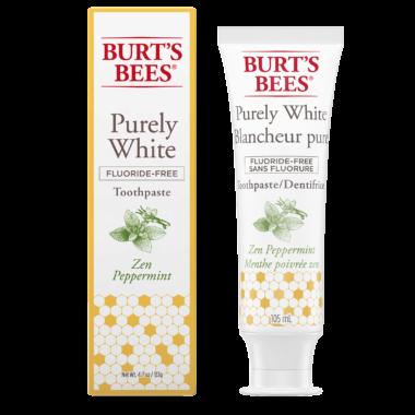Purely White Zen Peppermint Toothpaste Fluoride-Free