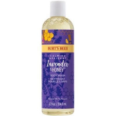 Lavender & Honey Body Wash