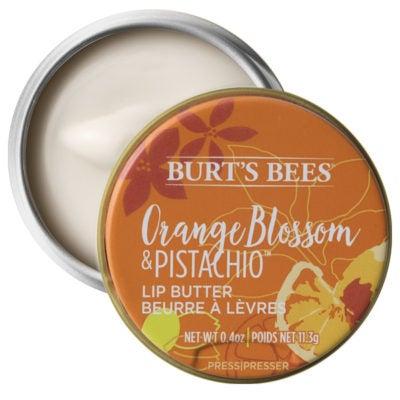 Orange Blossom & Pistachio Lip Butter