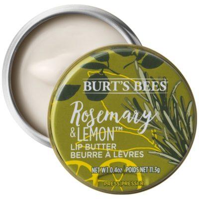 Rosemary & Lemon Lip Butter