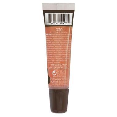 Lip Gloss with Avocado Flushed Blush