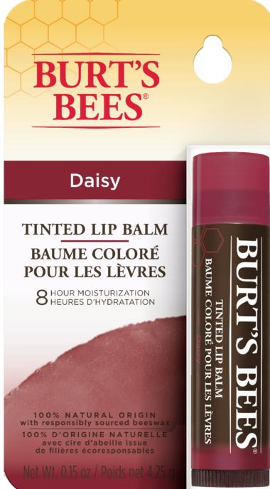 100% Natural Origin Moisturizing Tinted Lip Balm Daisy