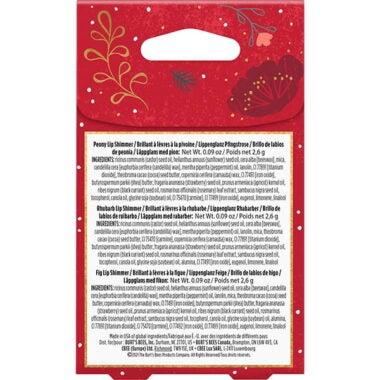 Burt's Bees® Kissable Colour Holiday Gift Set