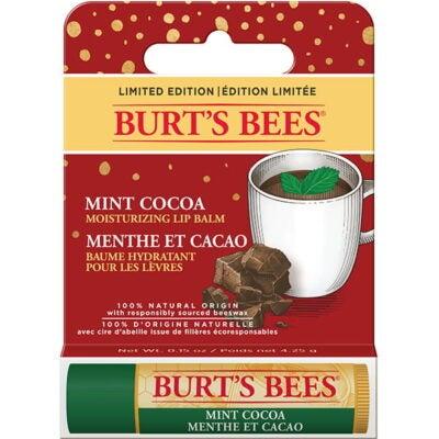 Mint Cocoa Lip Balm