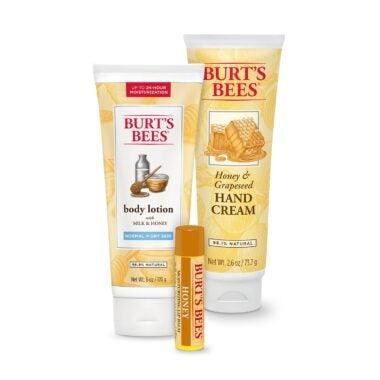Burt's Bees® Honey Pot Holiday Gift Set