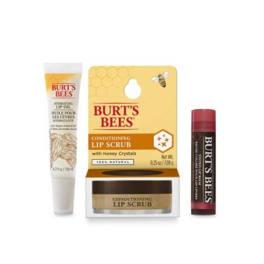 Burt's Bees® Deluxe Care Trio Holiday Gift Set